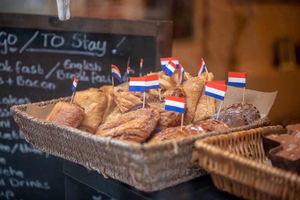 Toerist in Den Haag